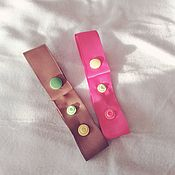 handmade. Livemaster - original item Strap for drying reusable gaskets. Handmade.