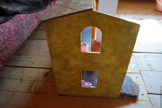 Кукольный дом ручной работы. Ярмарка Мастеров - ручная работа. Купить Домик. Handmade. Кукольный дом, фанера