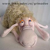 Куклы и игрушки ручной работы. Ярмарка Мастеров - ручная работа Овца. Handmade.