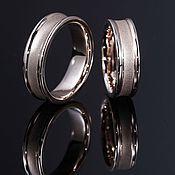 """Свадебный салон ручной работы. Ярмарка Мастеров - ручная работа Обручальное кольцо из золота """"Классическое"""". Handmade."""