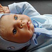 Куклы и игрушки ручной работы. Ярмарка Мастеров - ручная работа Кукла реборн Кирюша. Handmade.