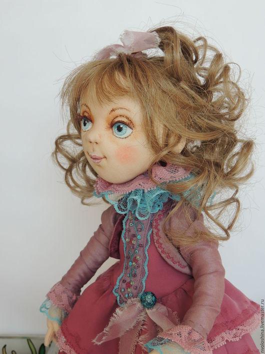 Текстильная интерьерная кукла купить авторские текстильные куклы объемная текстильная кукла подарок девушке подарок женщине