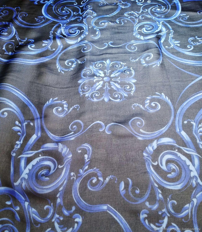 Шитье ручной работы. Ярмарка Мастеров - ручная работа. Купить Шёлк. Handmade. Итальянские ткани, шелк натуральный, комбинированный