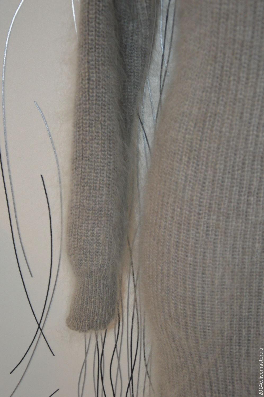 Платье пуховое вязаное – купить в интернет-магазине на ...