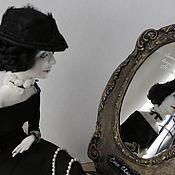 """Куклы и игрушки ручной работы. Ярмарка Мастеров - ручная работа """"Коко Шанель"""". Handmade."""