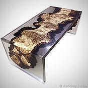 Для дома и интерьера handmade. Livemaster - original item A new model of table made of poplar. Handmade.