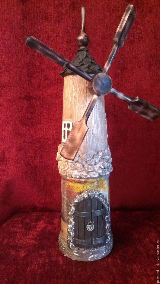 Персональные подарки ручной работы. Ярмарка Мастеров - ручная работа. Купить Футляр для бутылки. Handmade. Футляр для бутылки, Декор