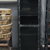 Шкафы ручной работы. Ярмарка Мастеров - ручная работа Шкаф металлический с подсветкой. Handmade.