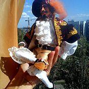 Куклы и игрушки ручной работы. Ярмарка Мастеров - ручная работа «Фигаро» Авторская кукла.. Handmade.