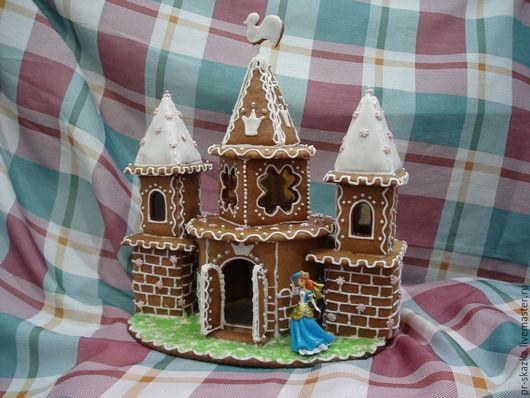 Замок для юной принцессы