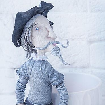 Куклы и игрушки ручной работы. Ярмарка Мастеров - ручная работа Дон Кихот. Кукла интерьерная. Handmade.