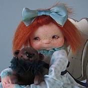 """Куклы и игрушки ручной работы. Ярмарка Мастеров - ручная работа """"Лотти"""". Handmade."""