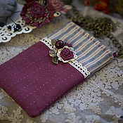 Сумки и аксессуары handmade. Livemaster - original item Phone case for Cranberries. Handmade.