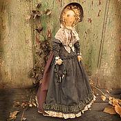 Куклы и игрушки ручной работы. Ярмарка Мастеров - ручная работа Ключница (по мотивам). Handmade.