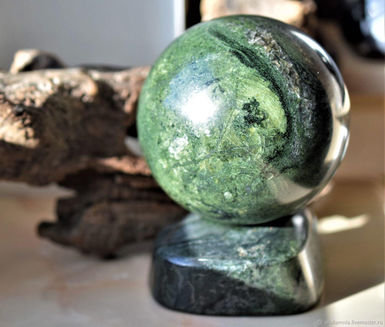 Aegirin ball 89 mm, Ball, Odessa,  Фото №1