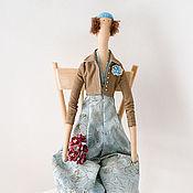 Куклы и игрушки ручной работы. Ярмарка Мастеров - ручная работа Тильда-дачница. Handmade.