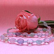 Украшения handmade. Livemaster - original item Beads from Indian natural stones. Handmade.