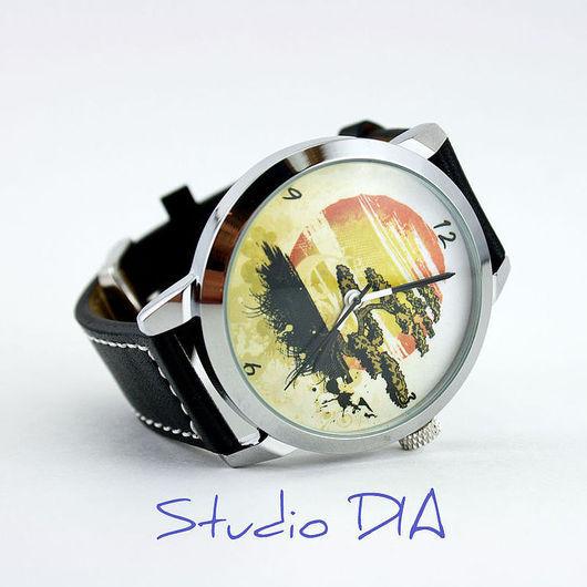 Оригинальные Дизайнерские Часы Восточные Мотивы. Студия Дизайнерских Часов и Кулонов DIA.