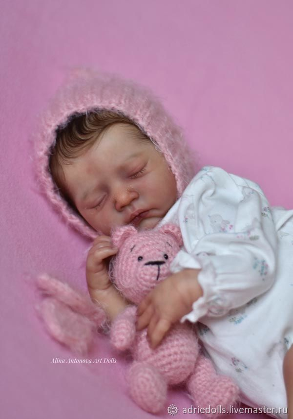 Молд Mariza, Заготовки для кукол и игрушек, Санкт-Петербург,  Фото №1