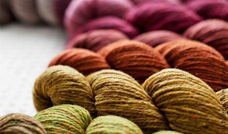 Вязание ручной работы. Ярмарка Мастеров - ручная работа. Купить Мохер Твид (Mohair Tweed). Handmade. Мохер, пряжа для спиц