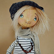 """Куклы и игрушки ручной работы. Ярмарка Мастеров - ручная работа Эльф с осенним настроением """"Ивэн"""". Handmade."""