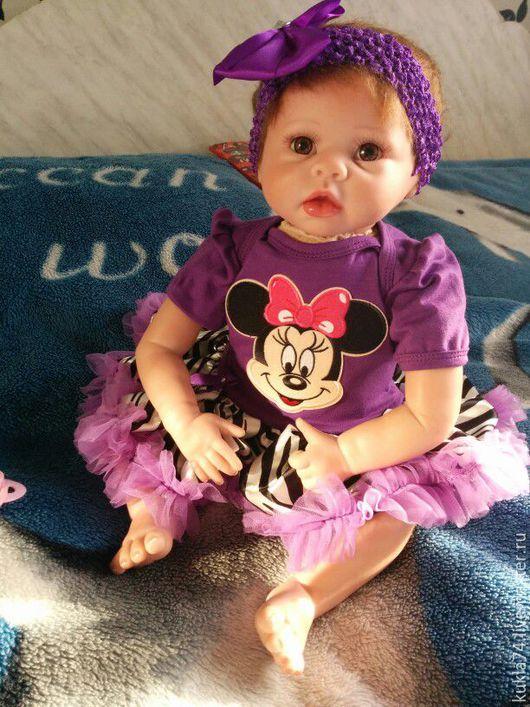 Куклы-младенцы и reborn ручной работы. Ярмарка Мастеров - ручная работа. Купить Кукла. Handmade. Бежевый, реборн недорого, подарок