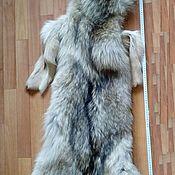 Мех ручной работы. Ярмарка Мастеров - ручная работа Волк полярный шкура. Handmade.