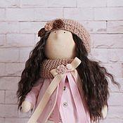 Куклы и игрушки ручной работы. Ярмарка Мастеров - ручная работа Кукла Полина. Handmade.