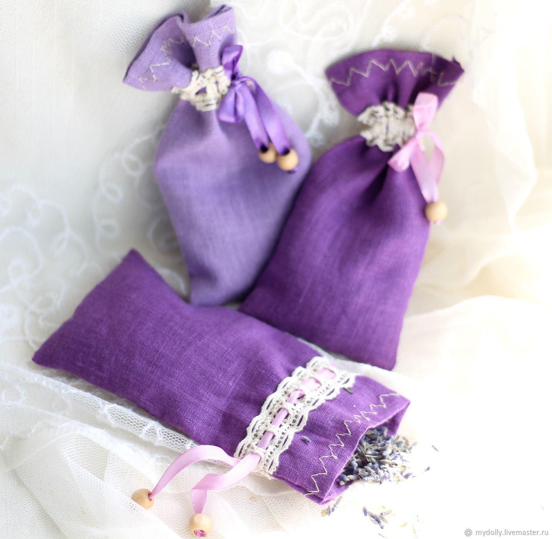 Ароматические саше с лавандой, Арома сувениры, Тула,  Фото №1