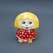 Для дома и интерьера handmade. Livemaster - original item Domovenok Kuzya. Figurine porcelain.. Handmade.