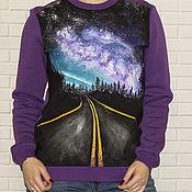 Одежда handmade. Livemaster - original item Hoodie sweatshirt