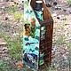 Персональные подарки ручной работы. Набор бутылка в коробе с фотографией. Ksu-ksu-ksu. Интернет-магазин Ярмарка Мастеров. Женщине