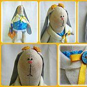 Куклы и игрушки ручной работы. Ярмарка Мастеров - ручная работа Зайка Мила. Handmade.