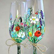 Свадебный салон handmade. Livemaster - original item The Glasses