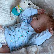 Куклы и игрушки ручной работы. Ярмарка Мастеров - ручная работа кукла реборн Матюша. Handmade.