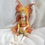 Куклы и игрушки ручной работы. Ярмарка Мастеров - ручная работа Эльф Листопадничек. Handmade.