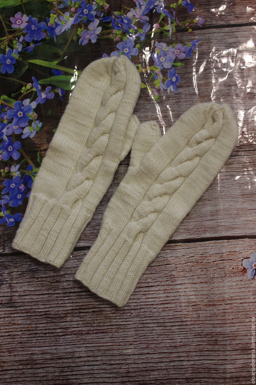 knitted mittens, Mittens, Stupino,  Фото №1