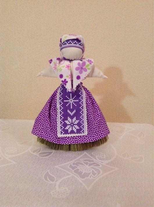 """Народные куклы ручной работы. Ярмарка Мастеров - ручная работа. Купить Кукла """"Метлушка"""". Handmade. Оберег, кукла-оберег"""