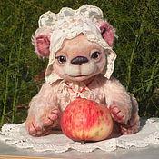 """Куклы и игрушки ручной работы. Ярмарка Мастеров - ручная работа """"Малышка Сью"""" Мишка Тедди. Handmade."""