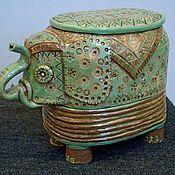 Для дома и интерьера handmade. Livemaster - original item Ceramic double box