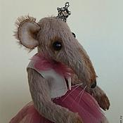 Куклы и игрушки ручной работы. Ярмарка Мастеров - ручная работа Крыска Лариска. Handmade.
