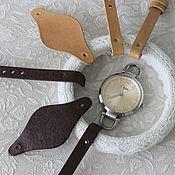 Украшения ручной работы. Ярмарка Мастеров - ручная работа Ремешок на ваши часы FOSSIL. Handmade.