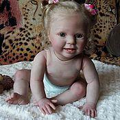 Куклы Reborn ручной работы. Ярмарка Мастеров - ручная работа Кукла -реборн Амелия. Handmade.