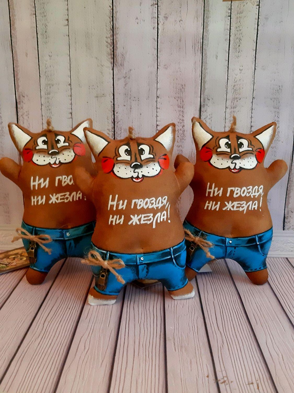 Кофейный котик(Ни гвоздя, ни жезла!), Ароматизированные куклы, Новороссийск, Фото №1