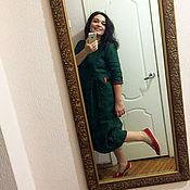Одежда ручной работы. Ярмарка Мастеров - ручная работа самое зеленое. Handmade.