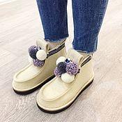 Обувь ручной работы handmade. Livemaster - original item boots: These boots are