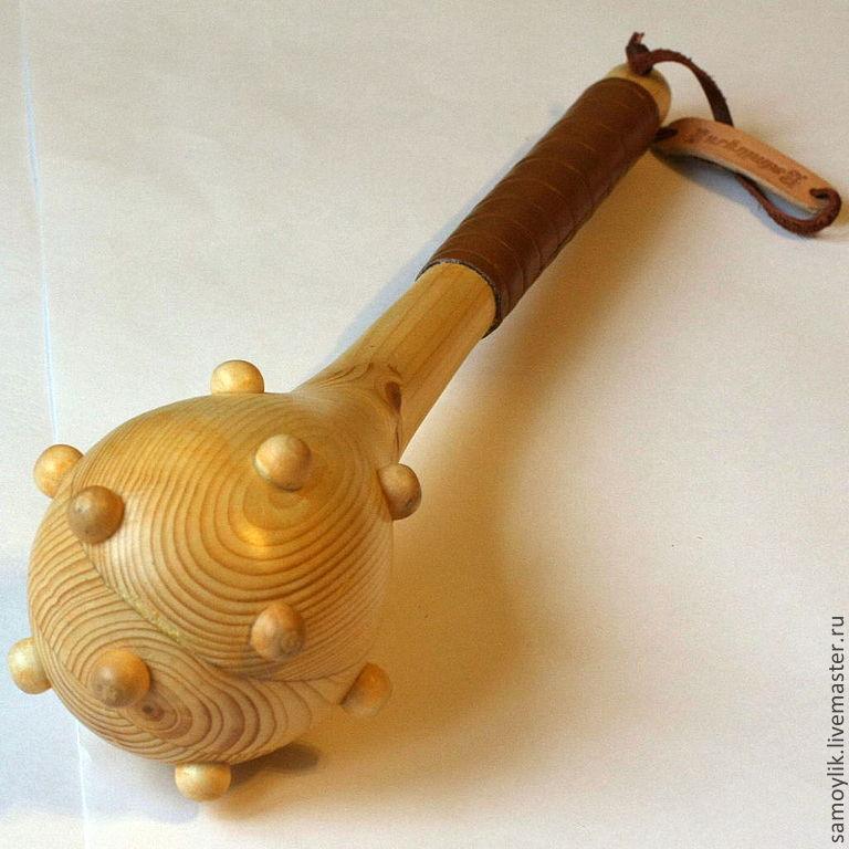 Булава деревянная своими руками