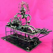Сувениры и подарки handmade. Livemaster - original item Pathologist (Sha?). Handmade.
