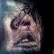 Картины и панно ручной работы. Ярмарка Мастеров - ручная работа Ручная гравировка кожи ножами. Handmade.