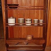 Для дома и интерьера ручной работы. Ярмарка Мастеров - ручная работа Полочка деревянная. Handmade.